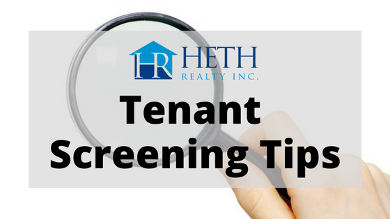 Tenant Screening Tips in Jacksonville, FL